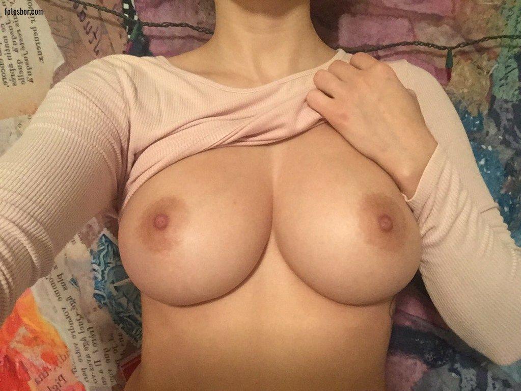 частное фото женских сисек