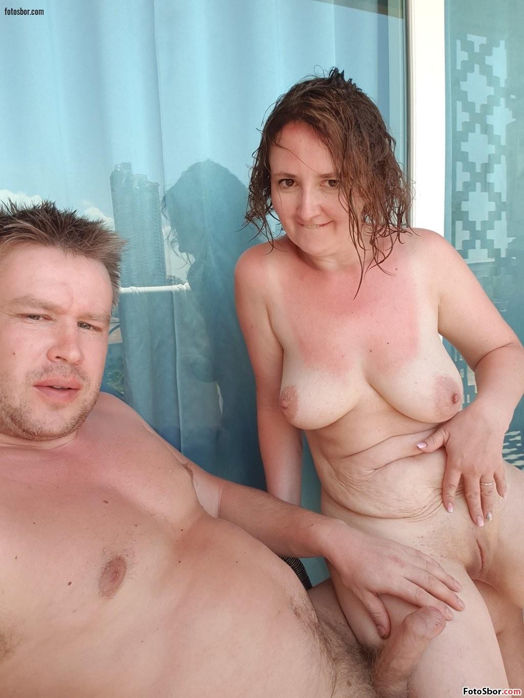 Секс теща басейн