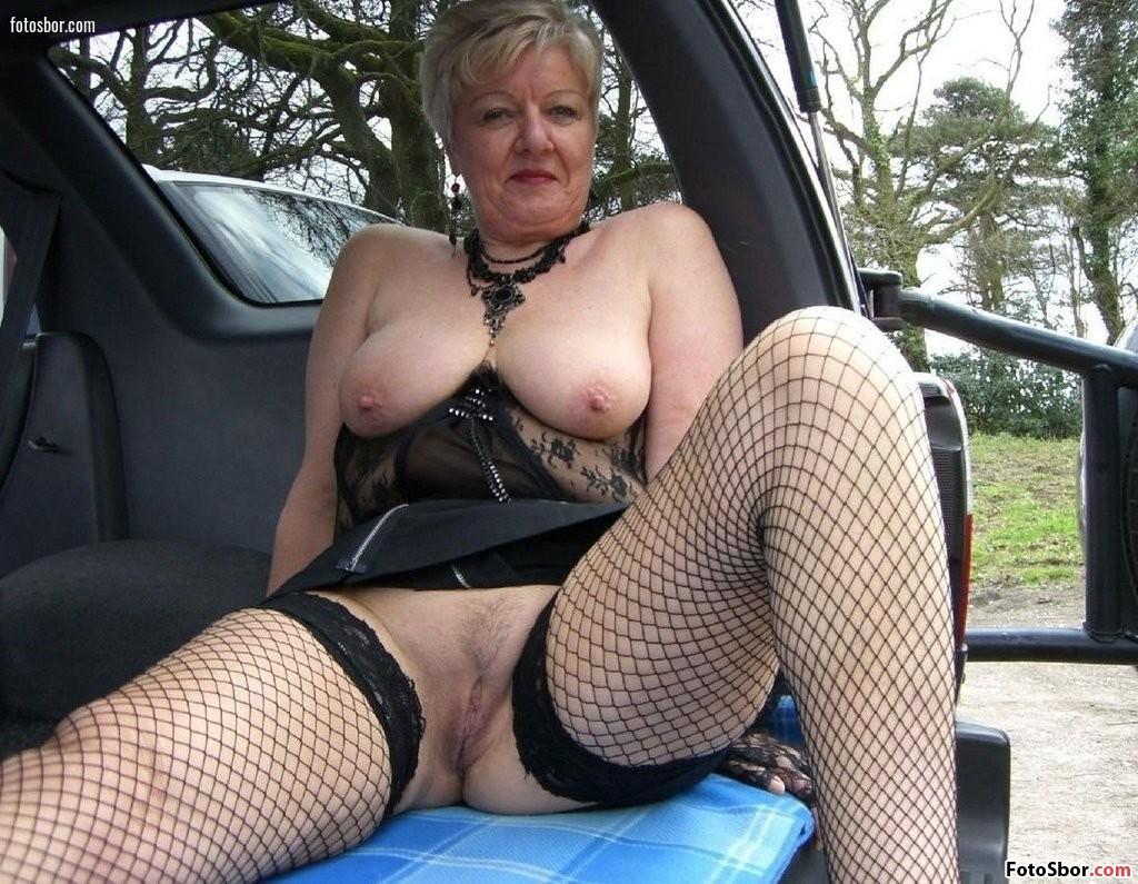 Порно Бабушки В Авто За 60
