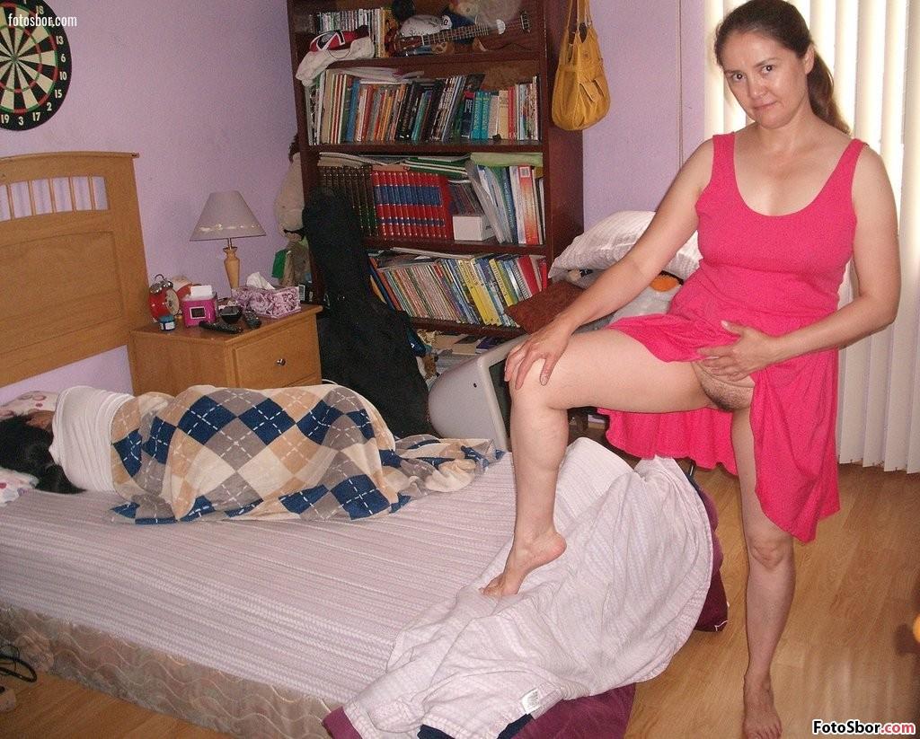 Порно В Комнате Дочери